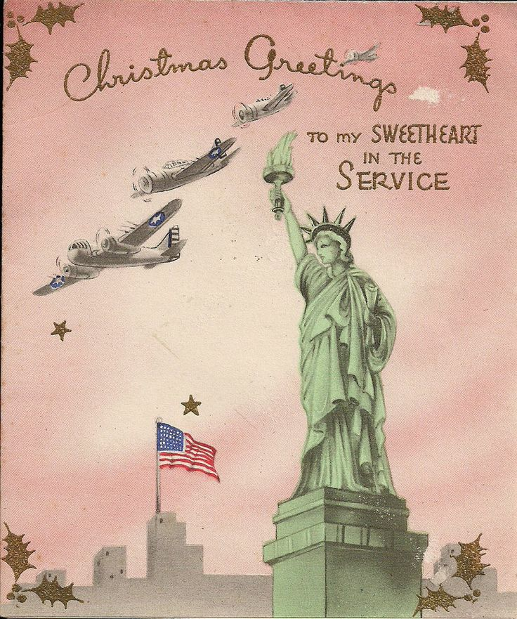 Christmas World War II