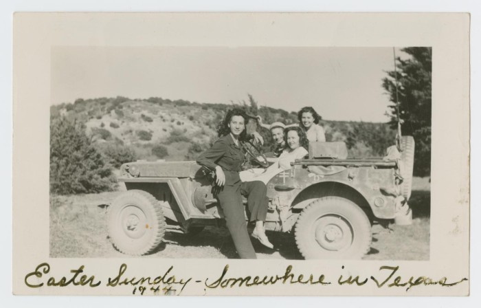 Photo courtesy of 12th Armored Division Memorial Museum - Abilene, Texas