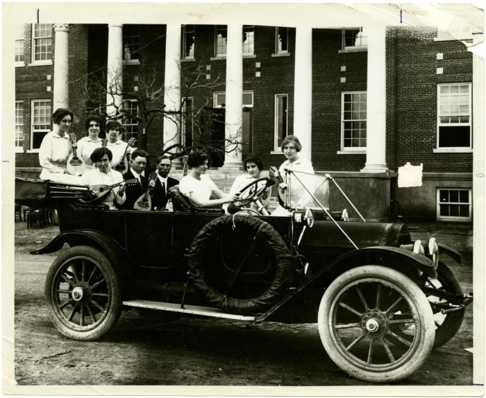 HSU 1940s pic